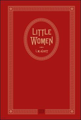 작은 아씨들 (영화 공식 오리지널 커버)