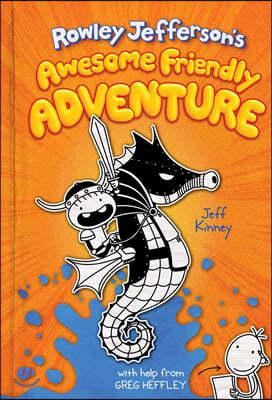 Rowley Jefferson #2 : Rowley Jefferson's Awesome Friendly Adventure (미국판)