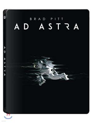 애드 아스트라 (2Disc 4K UHD + 2D 스틸북 한정판) : 블루레이
