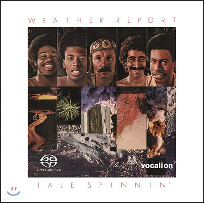 Weather Report (웨더 리포트) - Tale Spinnin' (Original Analog Remastered)