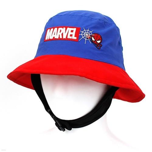 스파이더맨 가와이 이어 플랩캡 사파리 모자 MV0336