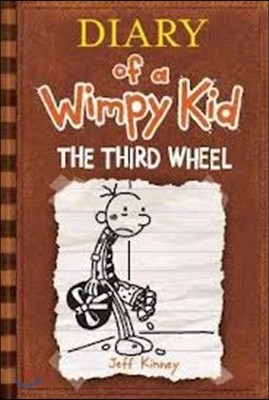 Diary of a Wimpy Kid #7 : The Third Wheel