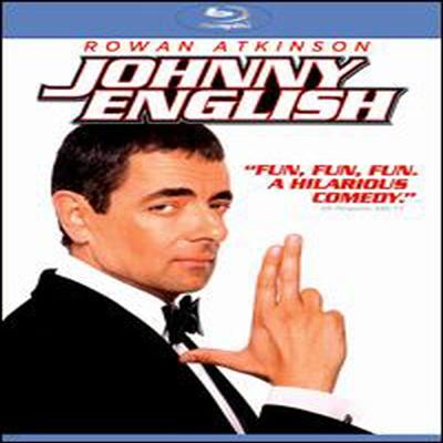 Johnny English (쟈니 잉글리쉬) (한글무자막)(Blu-ray) (2003)