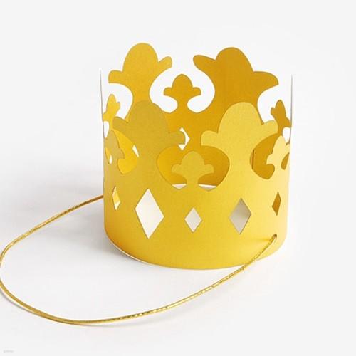 골드 다이아몬드 왕관