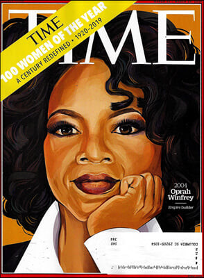 Time (주간) - USA Ed. 2020년 03월 16일 세기를 바꾼 올해의 여성 100인 (2014년 비욘세 놀즈 카터)