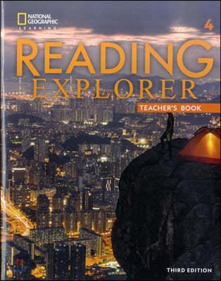 Reading Explorer 4 : Teacher's Book