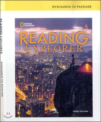 Reading Explorer 4 : DVD + AUDIO CD