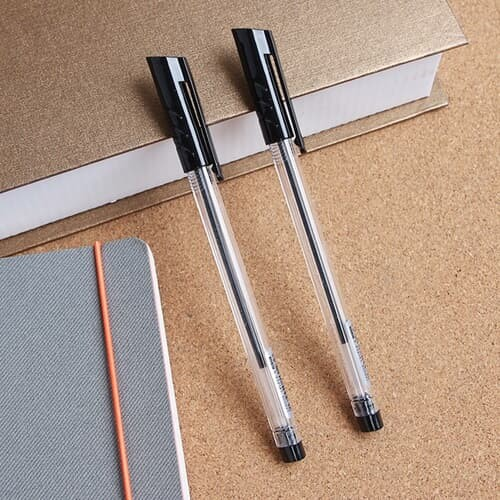 1.0mm 볼 포인트 볼펜(1p)/학생필기용 사무용볼펜