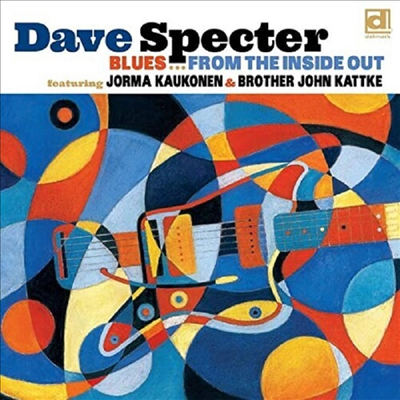 Dave Specter - Blues From The Inside Out (LP)