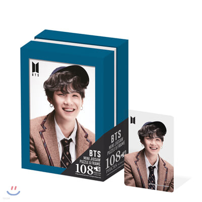 BTS 액자 직소퍼즐 108피스 - 슈가