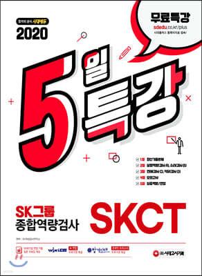2020 5일 특강 SKCT SK그룹 종합역량검사