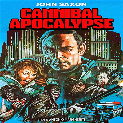 Cannibal Apocalypse (지옥의 카니발) (1980)(지역코드1)(한글무자막)(DVD)