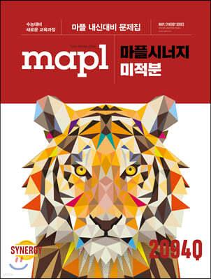 MAPL 마플 시너지 미적분 (2021년용)
