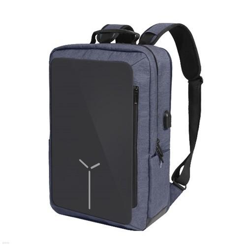 [예스24 임직원몰] 비지니스 스마트 백팩 RFID차단 USB충전 Editor Bag