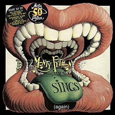 Monty Python - Monty Python Sings (Again) (50th Anniversary)(Download Code)(Gatefold)(180G)(2LP)