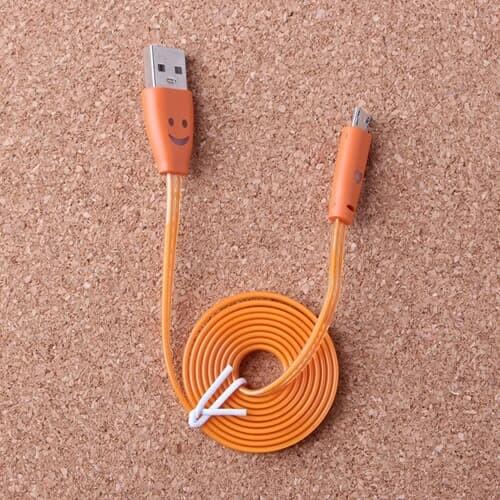 스마일 USB 고속충전케이블/고속데이터전송케이블