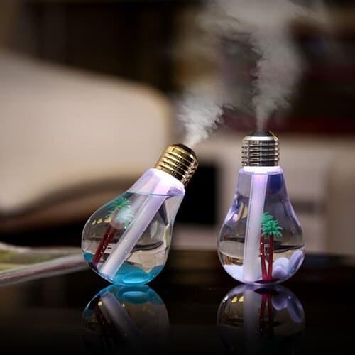 LED 무드등 USB가습기/미니가습기 탁상용가습기
