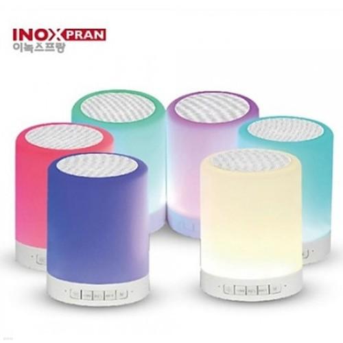 [이녹스프랑] LED 블루투스 스피커 BTS-1001
