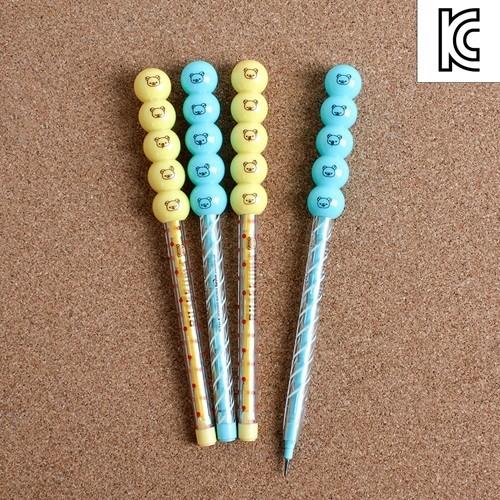 리락쿠마 카트리지 연필 4p세트/연필세트 샤프심연필