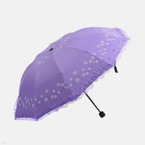 플로레인 3단 우산겸 양산 /자외선차단 우양산