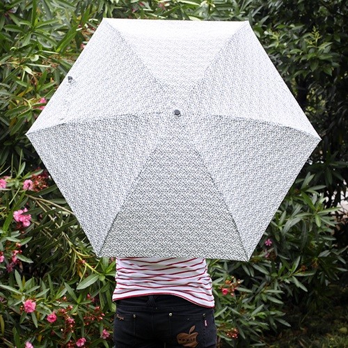 초경량미니5단우산 호피무늬 사은품대용 양산