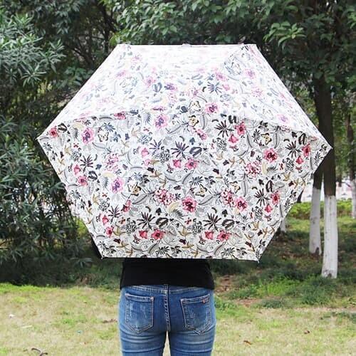 앤가든 양산겸용 우산/자외선차단 수동우산 5단우산