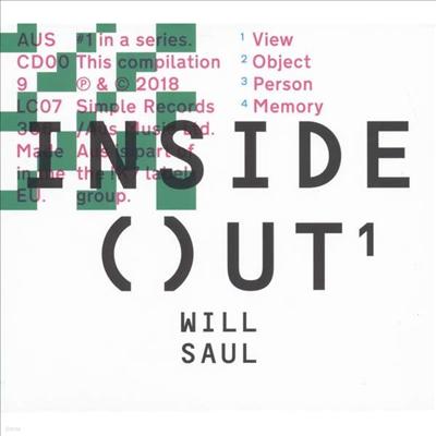 Will Saul - Inside Out (Gatefold LP)