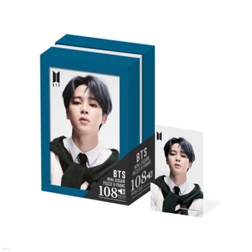 BTS 액자 직소퍼즐 108피스 지민 방탄소년단 굿즈