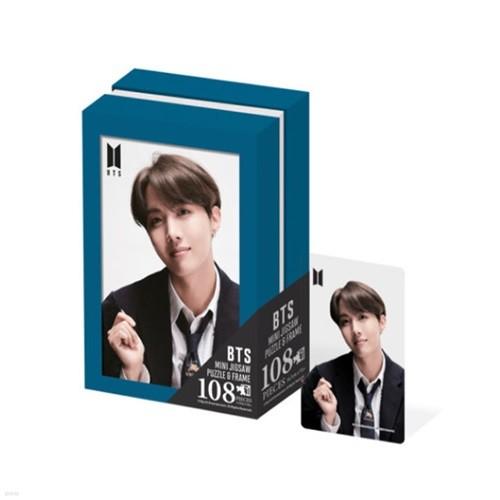 BTS 액자 직소퍼즐 108피스 제이홉 방탄소년단 굿즈