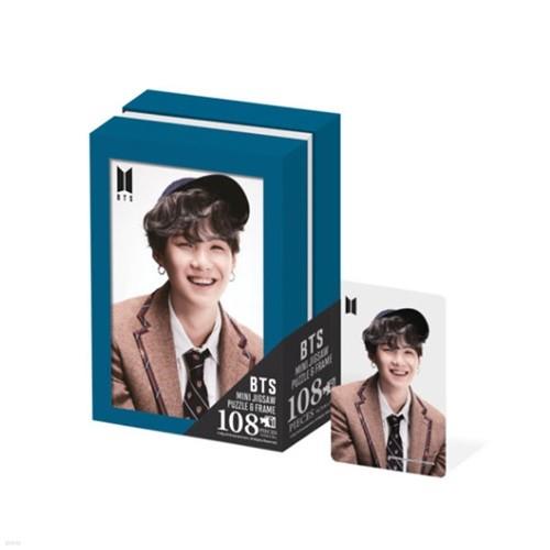 BTS 액자 직소퍼즐 108피스 슈가 방탄소년단 굿즈