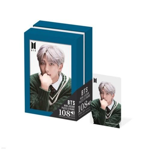 BTS 액자 직소퍼즐 108피스 RM 방탄소년단 굿즈