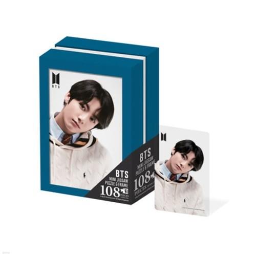 BTS 액자 직소퍼즐 108피스 정국 방탄소년단 굿즈