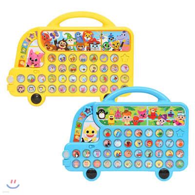 핑크퐁 한글 버스 + 알파벳 버스