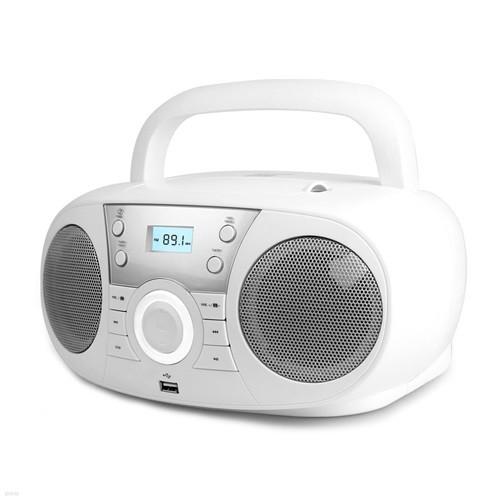 블루투스 어학용 포터블 CD 플레이어  MP3 CD USB 라디오 BT-CD20 영어동요 CD 증정