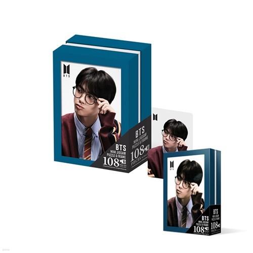 108피스 직소퍼즐 - BTS 진 (미니)(케이스액자)