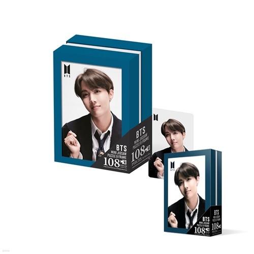 108피스 직소퍼즐 - BTS 제이홉 (미니)(케이스액자)
