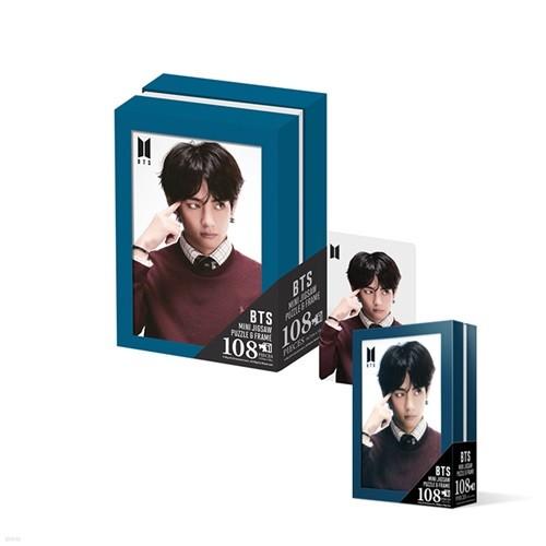 108피스 직소퍼즐 - BTS 뷔 (미니)(케이스액자)