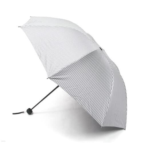 라인 3단 양산겸 우산 / 자외선차단 수동 양우산