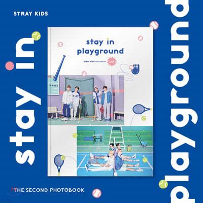 스트레이 키즈 (Stray Kids) - STRAY KIDS 2nd PHOTOBOOK [stay in playground]