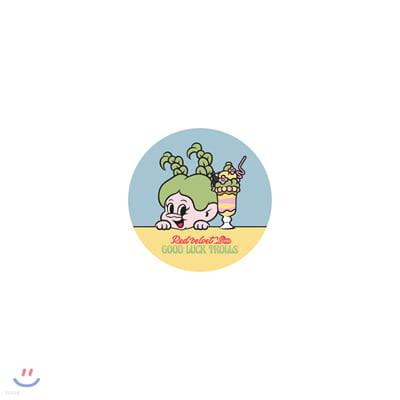 레드벨벳(Red Velvet Loves GOOD LUCK TROLLS) - MIRROR GRIPTOK_GREEN