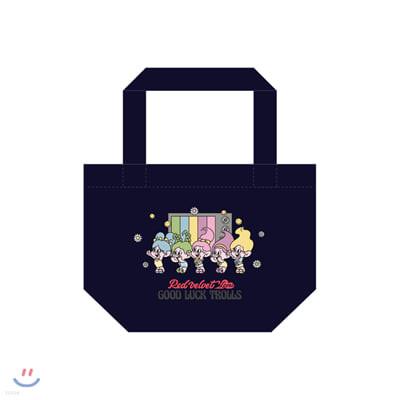 레드벨벳(Red Velvet Loves GOOD LUCK TROLLS) - MINI ECO BAG_A