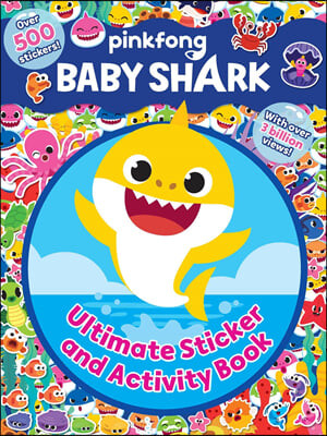 Baby Shark: Ultimate Sticker and Activity Book