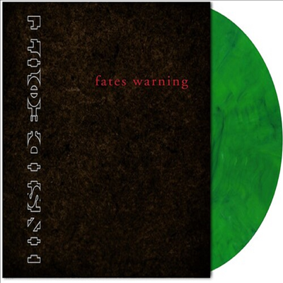 Fates Warning - Inside Out (Reissue)(Ltd)(Colored LP)