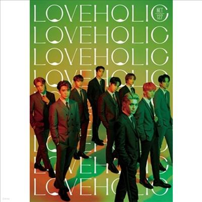 엔시티 127 (NCT 127) - Loveholic (CD+Blu-ray+Booklet) (초회생산한정반)