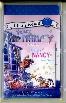 [I Can Read] Set (CD) 1-41 Fancy Nancy Sees Stars