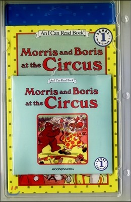 [I Can Read] Set (CD) 1-44 Morris and Boris at the Circus