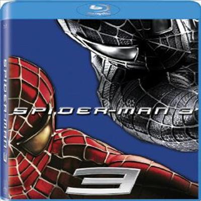 Spider-Man 3 (스파이더맨3) (+ UltraViolet Digital Copy) (Blu-ray) (2007)