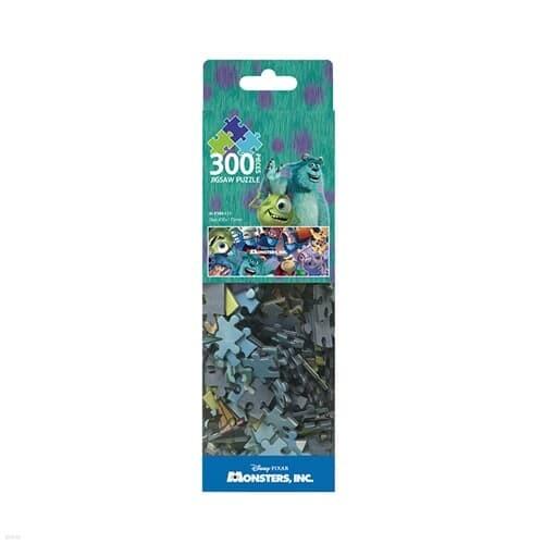 [액자포함]직소퍼즐 300조각(와이드) 몬스터 주식회사 DP300-116
