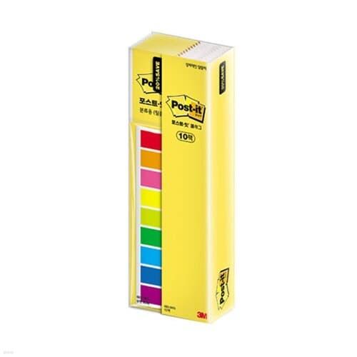 3M포스트-잇 플래그(683-9KN-10 알뜰팩)박스(24개입)