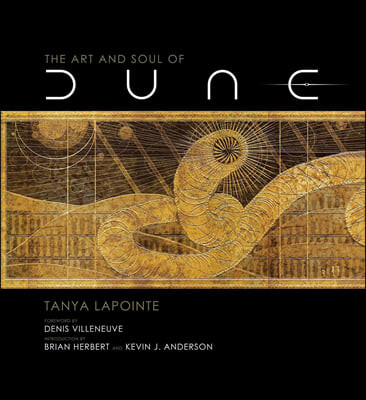 The Art and Soul of Dune 영화 듄 공식 컨셉 아트북